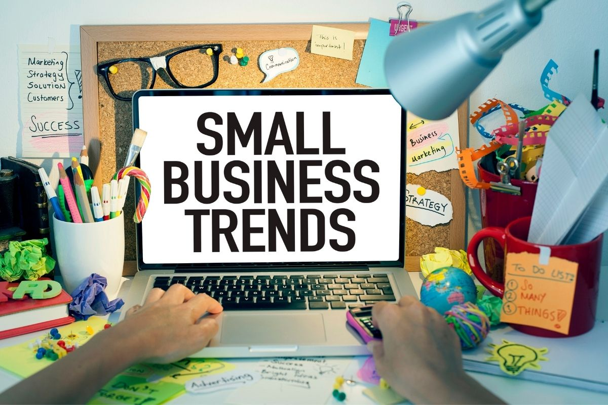Small Business Tech Trends to Watch for in 2021